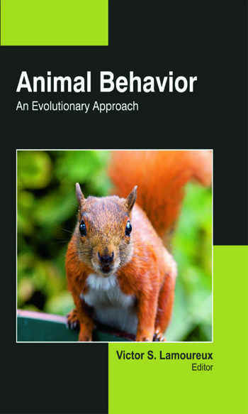 Animal Behavior An Evolutionary Approach book cover