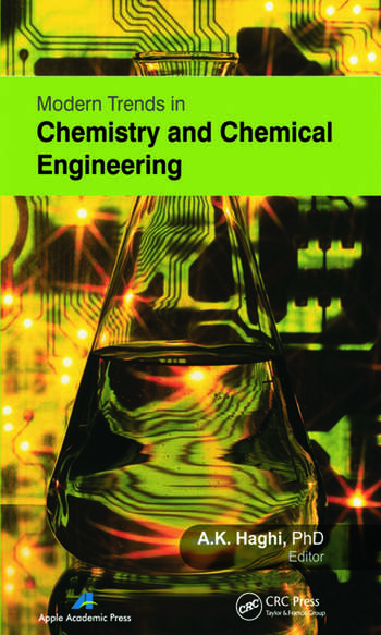Modern Trends in Chemistry and Chemical Engineering book cover