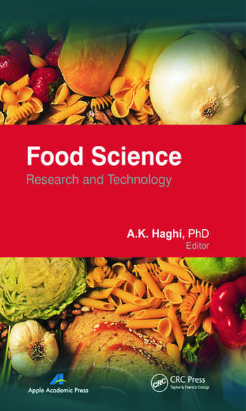 Food Science Research and Technology book cover