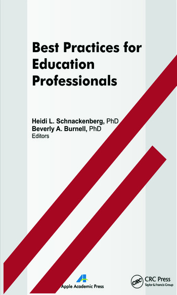 Best Practices for Education Professionals book cover