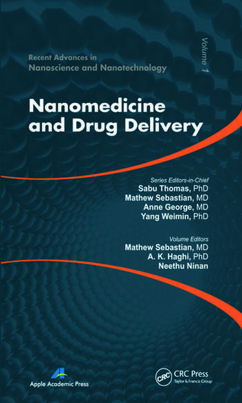 Nanomedicine and Drug Delivery book cover