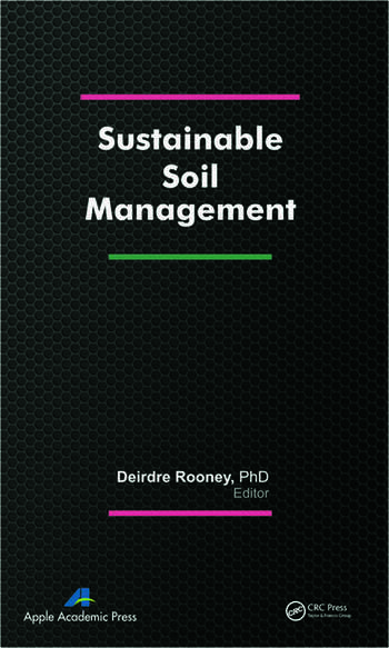 Sustainable Soil Management book cover