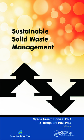 Sustainable Solid Waste Management book cover