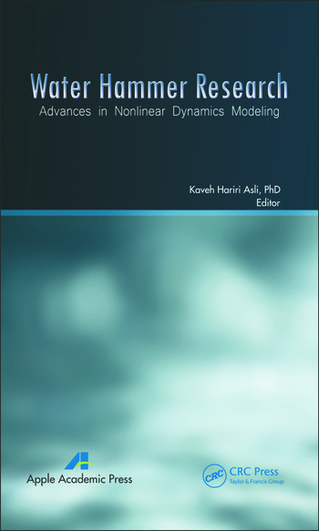 Water Hammer Research Advances in Nonlinear Dynamics Modeling book cover