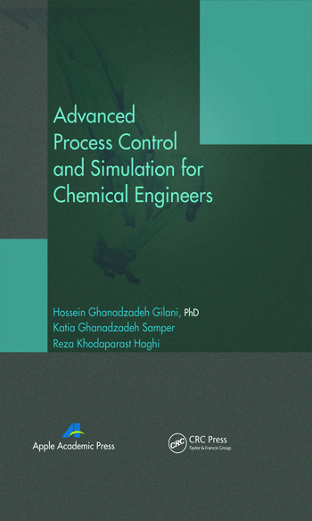 Advanced Process Control and Simulation for Chemical Engineers book cover