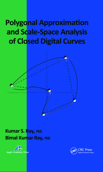 Polygonal Approximation and Scale-Space Analysis of Closed Digital Curves book cover