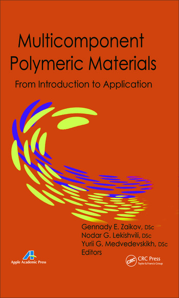 Multicomponent Polymeric Materials From Introduction to Application book cover