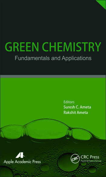 Green Chemistry Fundamentals and Applications book cover