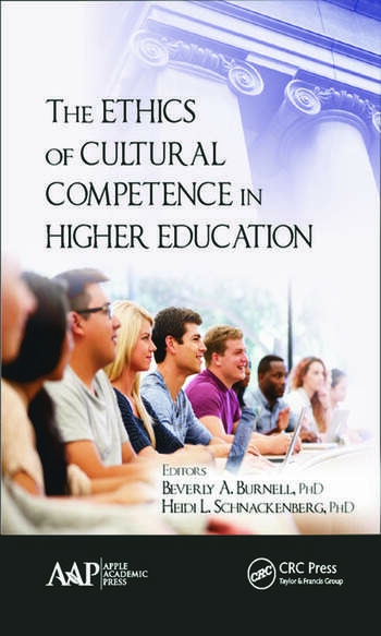 The Ethics of Cultural Competence in Higher Education book cover