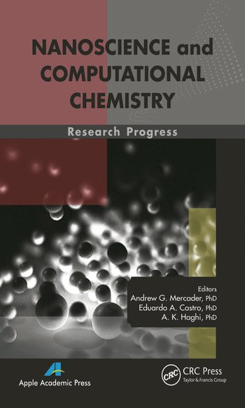 Nanoscience and Computational Chemistry Research Progress book cover