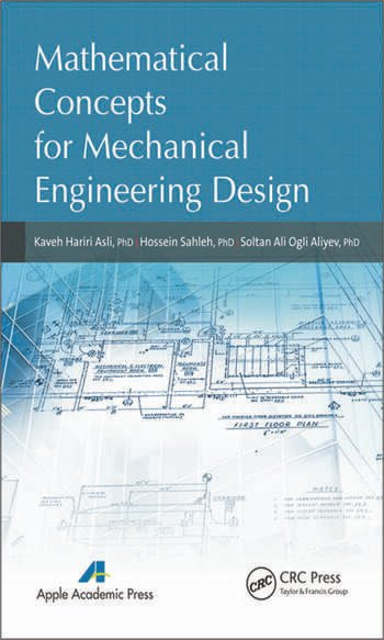 Mathematical Concepts for Mechanical Engineering Design book cover