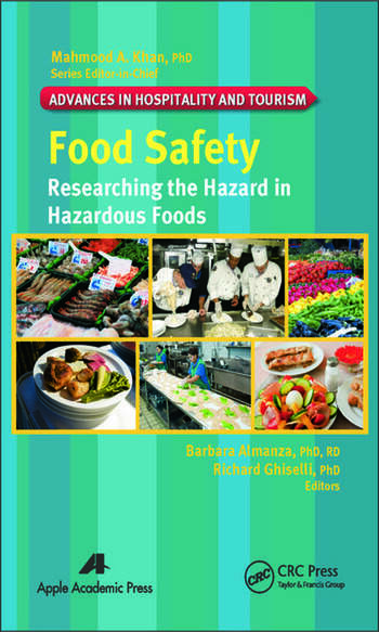 Food Safety Researching the Hazard in Hazardous Foods book cover