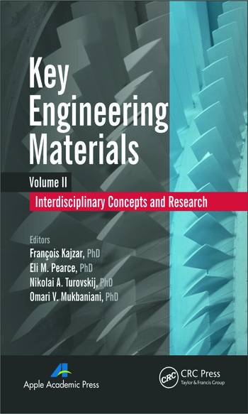 Key Engineering Materials, Volume 2 Interdisciplinary Concepts and Research book cover