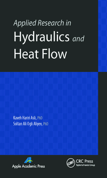 Applied Research in Hydraulics and Heat Flow book cover