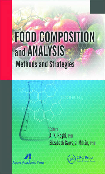 Food Composition and Analysis Methods and Strategies book cover