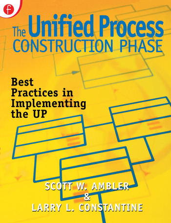 The Unified Process Construction Phase Best Practices in Implementing the UP book cover