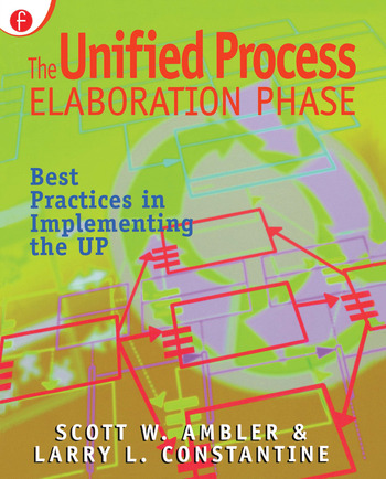 The unified process. Elaboration Phase