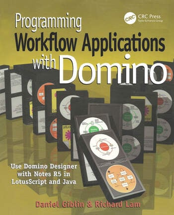 Programming Workflow Applications with Domino book cover