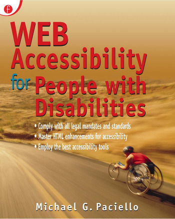 Web Accessibility for People with Disabilities book cover