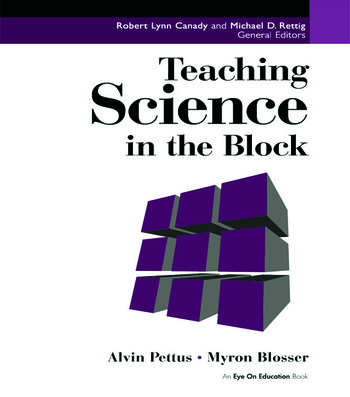 Teaching Science in the Block book cover