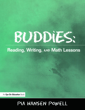 Buddies Reading, Writing, and Math Lessons book cover