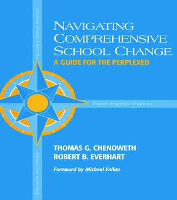 Navigating Comprehensive School Change book cover