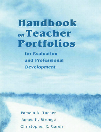 Handbook on Teacher Portfolios for Evaluation and Professional Development book cover