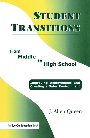 Student Transitions From Middle to High School book cover