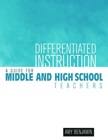 Differentiated Instruction A Guide for Middle and High School Teachers book cover