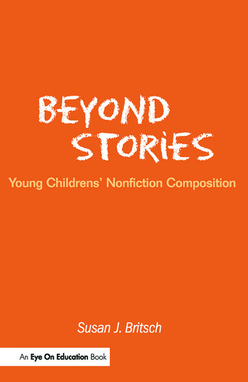 Beyond Stories Young Children's Nonfiction Composition book cover
