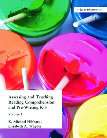 Assessing and Teaching Reading Composition and Pre-Writing, K-3, Vol. 1 book cover