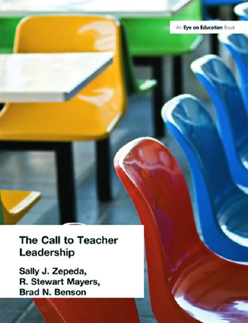 Call to Teacher Leadership book cover