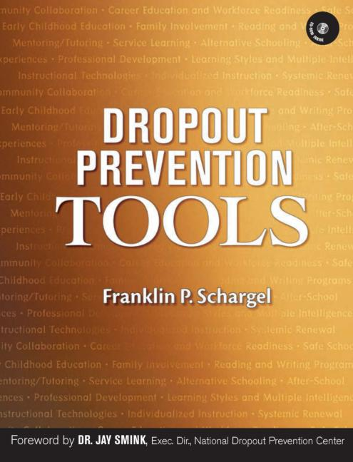 Dropout Prevention Tools with CD-ROM book cover