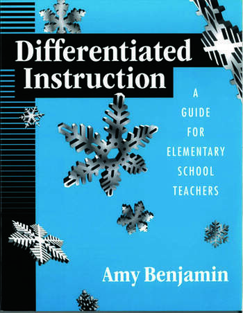 Differentiated Instruction A Guide for Elementary School Teachers book cover