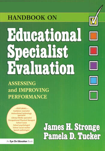 Handbook on Educational Specialist Evaluation book cover