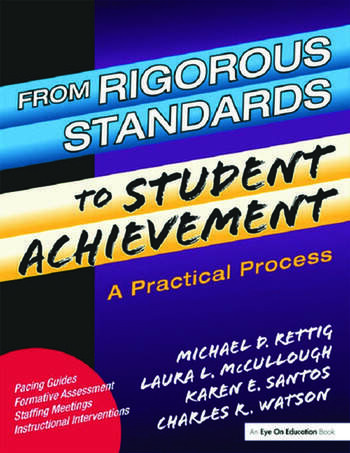 From Rigorous Standards to Student Achievement book cover