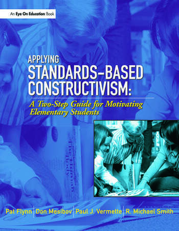 Applying Standards-Based Constructivism Elementary book cover