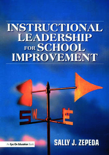Instructional Leadership for School Improvement book cover