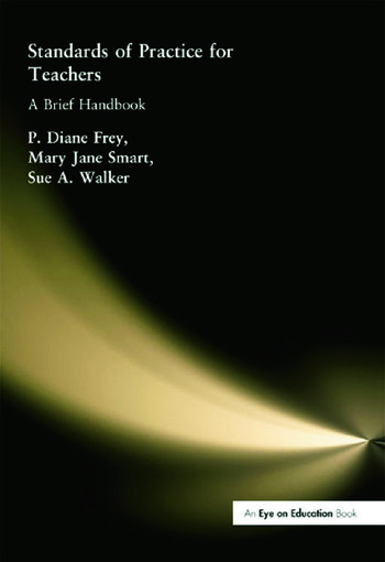 Standards of Practice for Teachers A Brief Handbook book cover
