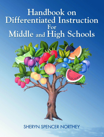 Handbook on Differentiated Instruction for Middle & High Schools book cover