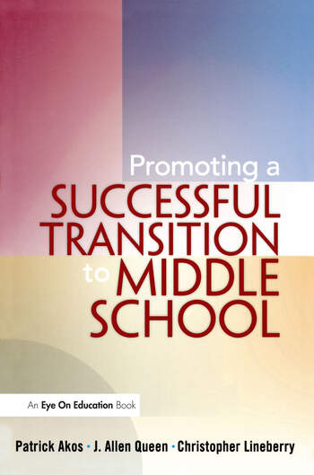 Promoting a Successful Transition to Middle School book cover