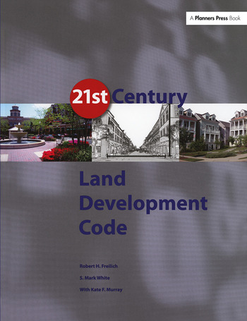 21st Century Land Development Code book cover