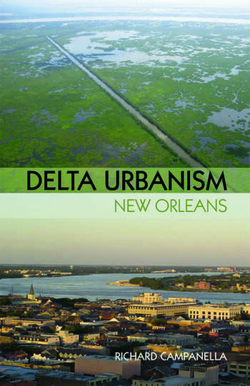 Delta Urbanism: New Orleans book cover
