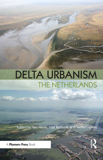 Delta Urbanism: The Netherlands book cover