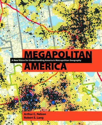 Megapolitan America book cover