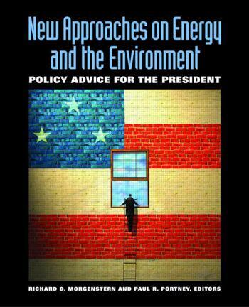New Approaches on Energy and the Environment Policy Advice for the President book cover