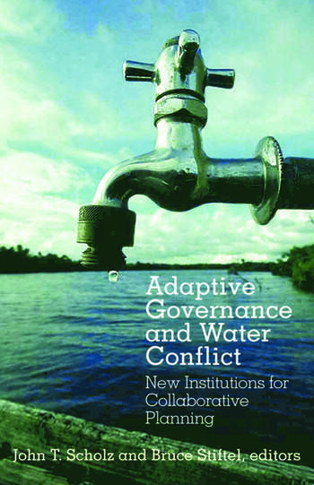 Adaptive Governance and Water Conflict New Institutions for Collaborative Planning book cover