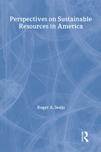 Perspectives on Sustainable Resources in America book cover