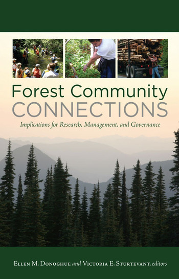 Forest Community Connections Implications for Research, Management, and Governance book cover