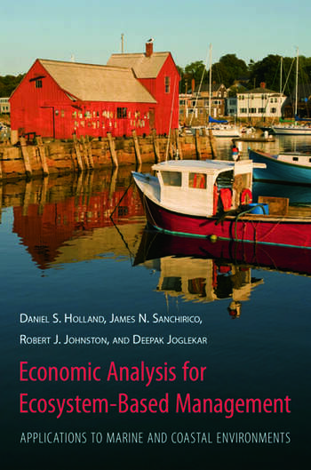 Economic Analysis for Ecosystem-Based Management Applications to Marine and Coastal Environments book cover